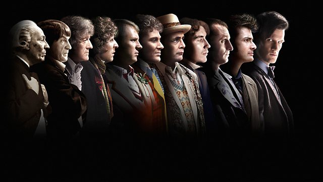 Les Onze Doctors - © BBC - http://www.bbc.co.uk/