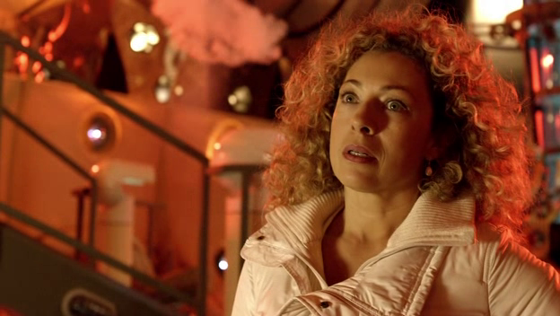River Song - © BBC - http://www.bbc.co.uk/